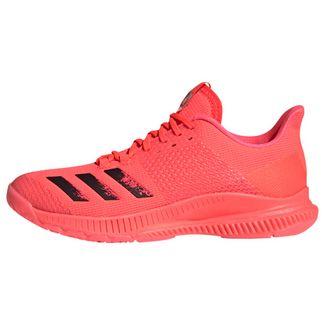adidas Crazyflight Bounce TOKYO Volleyballschuh Sneaker Damen Signal Pink / Core Black / Copper Metallic