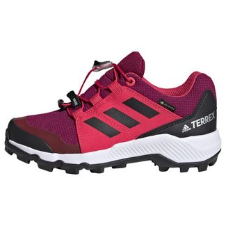 adidas TERREX GORE-TEX Wanderschuh Wanderschuhe Kinder Power Berry / Core Black / Power Pink