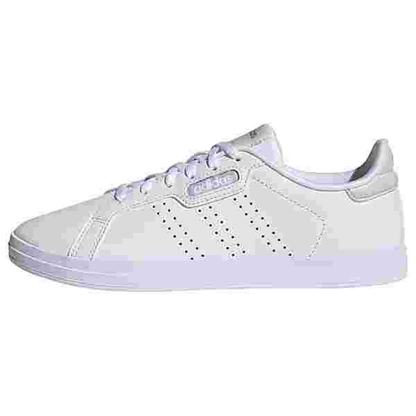 adidas Courtpoint CL X Schuh Sneaker Damen Cloud White / Cloud White / Orbit Grey