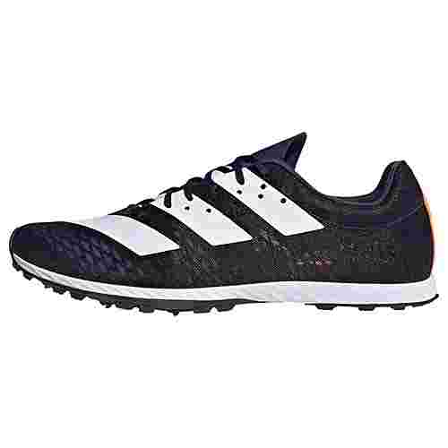 adidas Adizero XC Sprint Schuh Laufschuhe Herren Collegiate Navy / Cloud White / Signal Orange