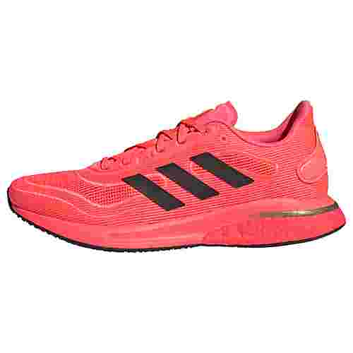 adidas Supernova Laufschuh Laufschuhe Damen Signal Pink / Core Black / Copper Metallic