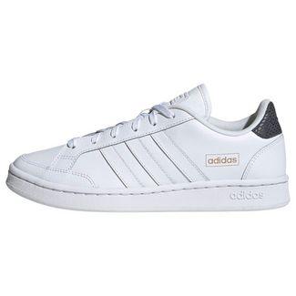 adidas Grand Court SE Schuh Tennisschuhe Damen Cloud White / Cloud White / Grey Six