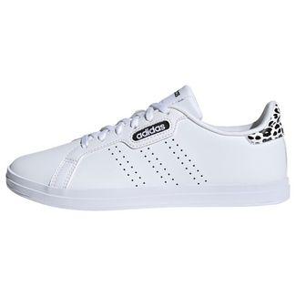 adidas Courtpoint CL X Schuh Tennisschuhe Damen Cloud White / Cloud White / Core Black