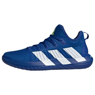 adidas Stabil Next Gen Schuh Fitnessschuhe Herren Royal Blue / Cloud White / Signal Green