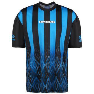UMBRO Nomad T-Shirt Herren schwarz / hellblau