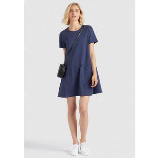 Khujo SARAI Jerseykleid Damen dunkelblau