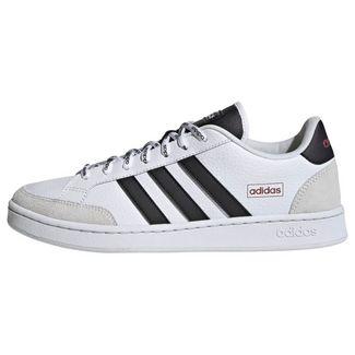 adidas Grand Court SE Schuh Hallenschuhe Herren Cloud White / Core Black / Legacy Red