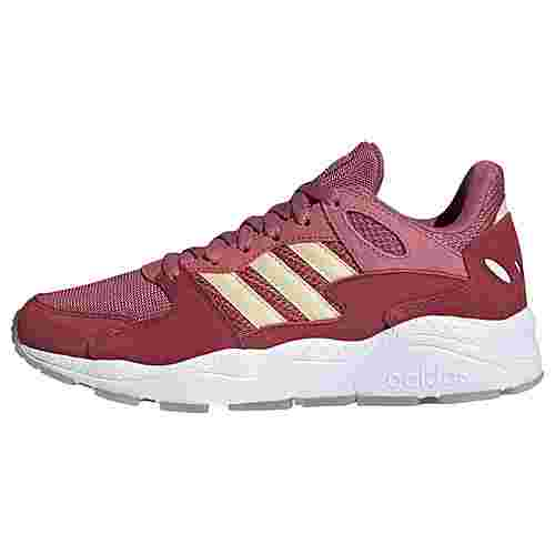 adidas Crazychaos Schuh Laufschuhe Damen Trace Maroon / Orange Tint / Pink Tint