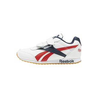 Reebok Reebok Royal Classic Jogger 2.0 Shoes Sneaker Kinder White / Collegiate Navy / Vector Red