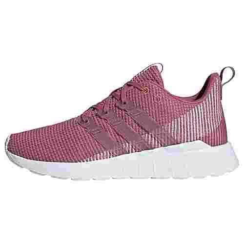 adidas Questar Flow Schuh Laufschuhe Damen Trace Maroon / Trace Maroon / Pink Tint