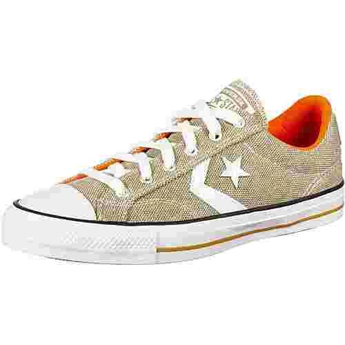 CONVERSE Star Player Sneaker Herren khaki / weiß