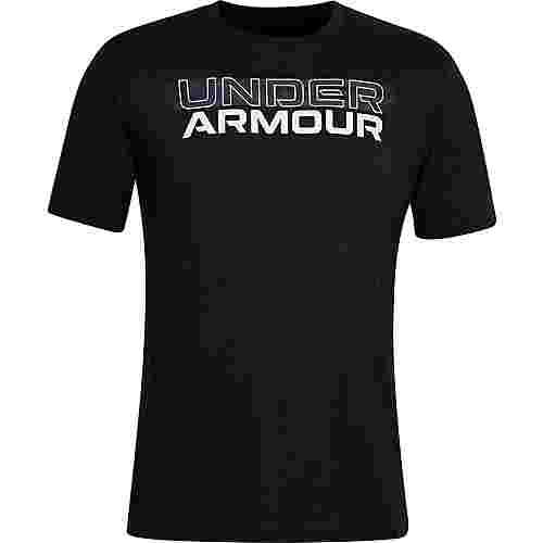 Under Armour T-Shirt Herren black-mod gray