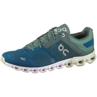 ON Cloudflow Laufschuhe Herren sea-petrol
