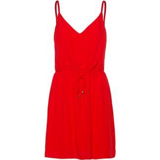Tommy Hilfiger Essential Trägerkleid Damen deep crimson
