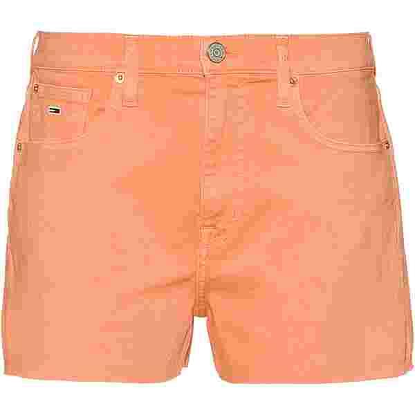 Tommy Hilfiger Jeansshorts Damen melon orange com