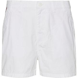 Tommy Hilfiger Essential Shorts Damen white