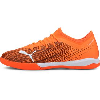 PUMA ULTRA 3.1 IT Fußballschuhe shocking orange-puma black