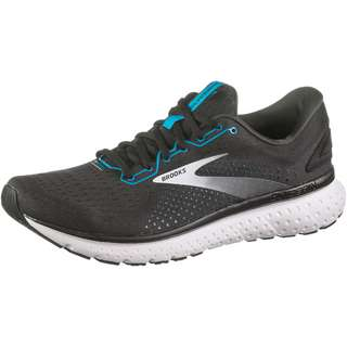 Brooks Glycerin 18 Reflective Laufschuhe Herren black-atomic-blue-white