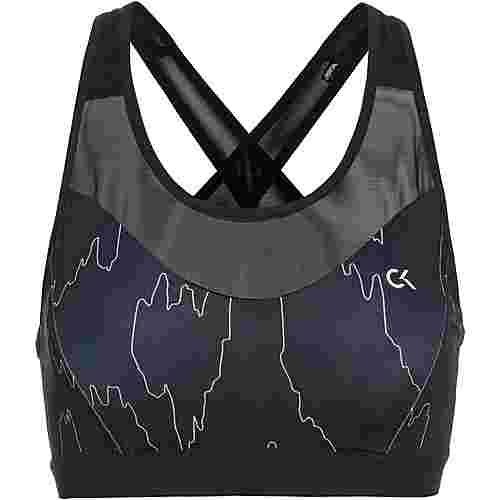 Calvin Klein Cooling X Lace BH Damen ck black abstract