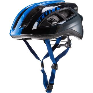 SCOTT SCO Helmet Supra Road (CE) Fahrradhelm nightfall blue