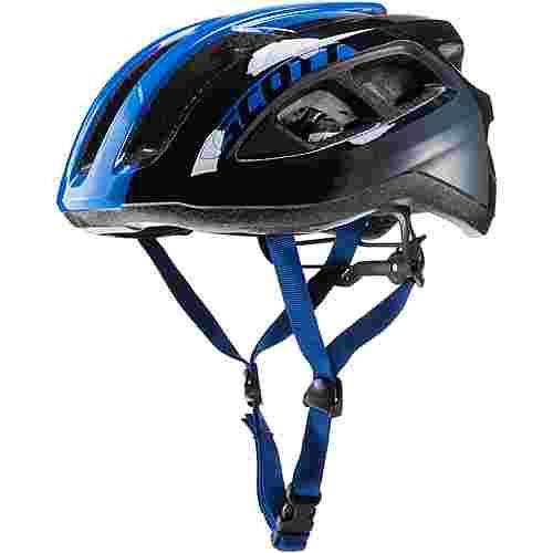 SCOTT SCO Helmet Supra Road (CE) Fahrradhelm nightfall blue