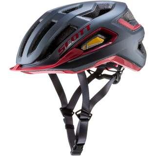 SCOTT SCO Helmet Arx Plus (CE) Fahrradhelm dark grey-pink