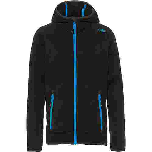 CMP Fleecejacke Kinder nero-river