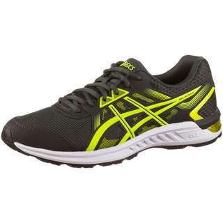 ASICS GEL-SILEO 2 Laufschuhe Herren graphite grey-safety yellow