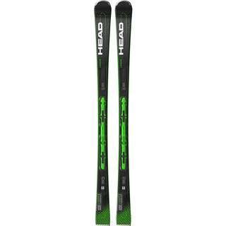 HEAD Supershape e-Magnum SW SF-PR+ PRD12 GW All-Mountain Ski schwarz-grün