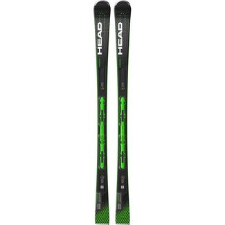 HEAD Supershape e-Magnum SW SF-PR+ PRD12 GW All-Mountain Ski schwarz-grün