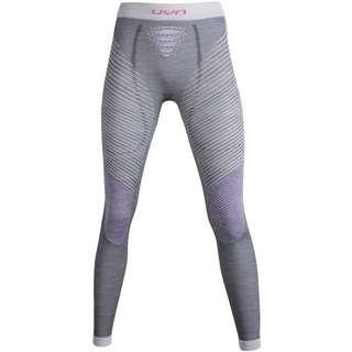 Uyn Merino Fusyon Funktionsunterhose Damen anthracite-purple-pink