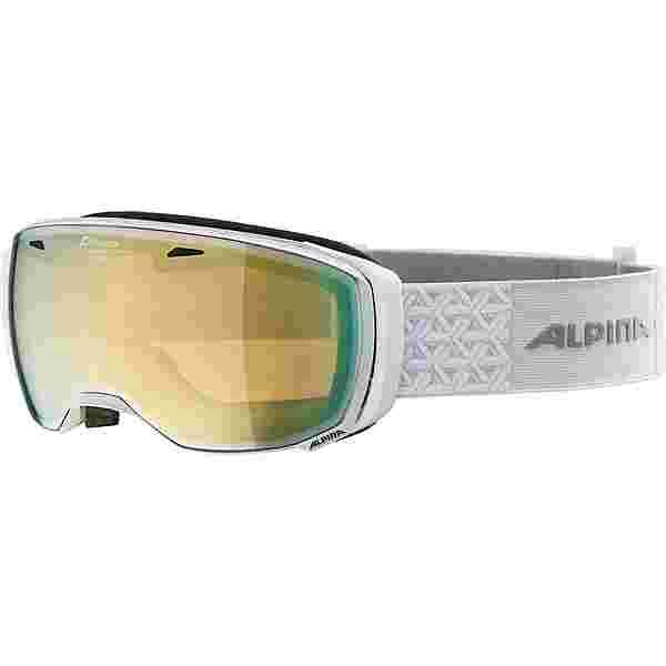 ALPINA ESTETICA HM Skibrille white