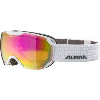 ALPINA PHEOS S QHM Skibrille white