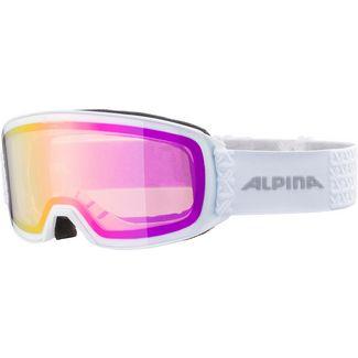 ALPINA ALPINA NAKISKA HM Skibrille white