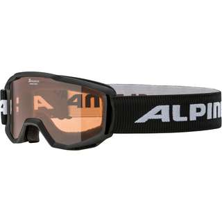ALPINA ALPINA PINEY Skibrille Kinder black