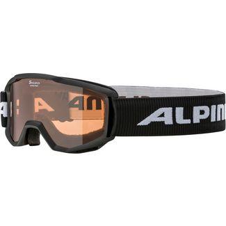 ALPINA ALPINA PINEY Skibrille Kinder black