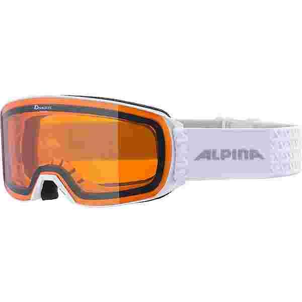 ALPINA ALPINA NAKISKA DH Skibrille white