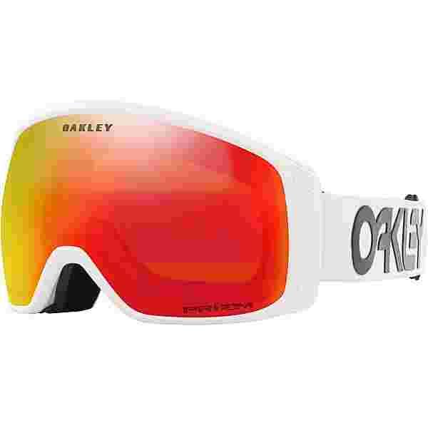 Oakley FLIGHT TRACKER XM Skibrille factory pilot white