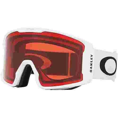 Oakley Line Miner XM Skibrille matte white