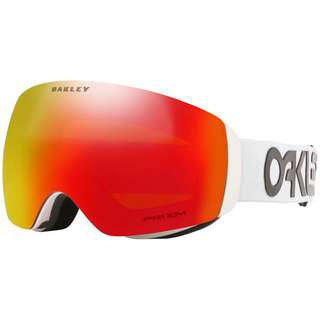 Oakley FLIGHT DECK XM Skibrille factory pilot white