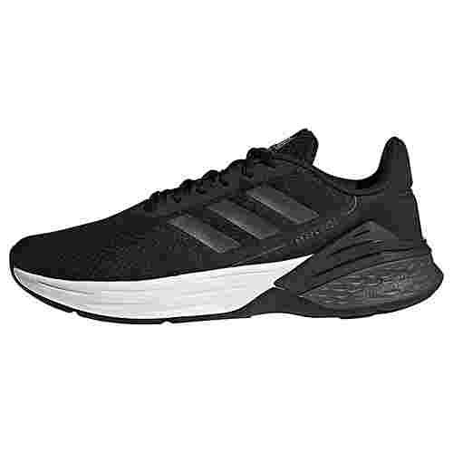 adidas Response SR Laufschuh Laufschuhe Damen Core Black / Core Black / Grey Six