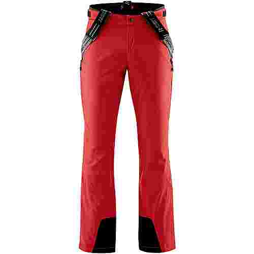 Maier Sports Copper Skihose Herren tango red