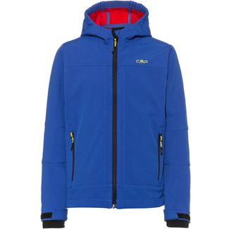 CMP Softshelljacke Kinder royal-ferrari