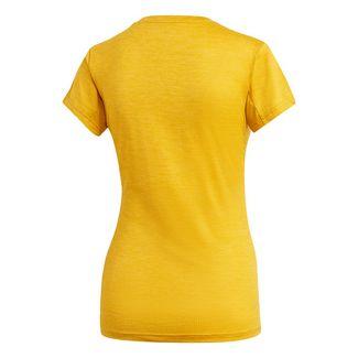 adidas Tivid T-Shirt T-Shirt Damen Gold
