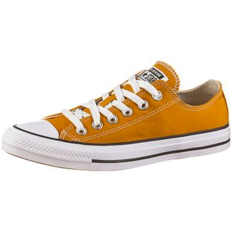 CONVERSE Chuck Taylor All Star Sneaker Damen saffron yellow