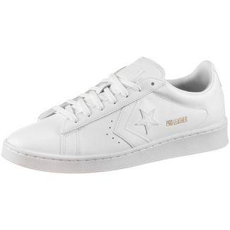 CONVERSE Pro Leather OX Sneaker Herren white-white-white