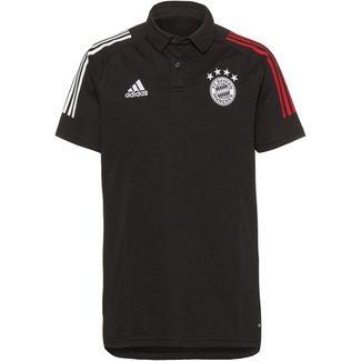adidas FC Bayern Poloshirt Herren black