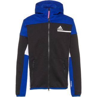 adidas ZNE Trainingsjacke Herren black-blue