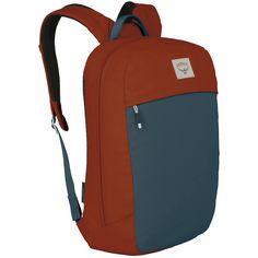 Osprey Rucksack Arcane Large Day Daypack umber orange/stargazer blue
