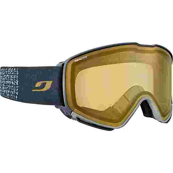 Julbo QUICKSHIFT  Reactiv Performance LA 1-3 Skibrille grau